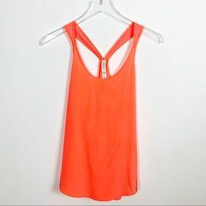 lululemon | Real Quick Single Neon Orange